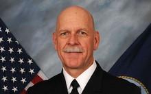 Tư lệnh Hạm đội Thái Bình Dương Mỹ, Đô đốc Scott Swift. Ảnh: AP.