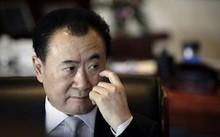 Công ty Dalian Wanda của tỷ phú Wang Jianlin đang bị hạn chế vay nợ. Ảnh: Reuters