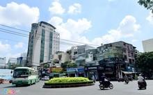 Bệnh viện Đa khoa Sài Gòn sẽ dược xây dựng tại khu Mả Lạng. Ảnh: Lê Quân.