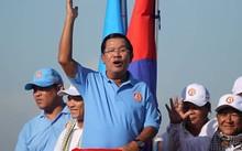 Thủ tướng Campuchia đưa ra hạn chót cho Lào rút quân vào tuần sau. Ảnh: Reuters.