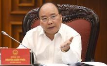 Thủ tướng Nguyễn Xuân Phúc yêu cầu các bộ, ngành, tập đoàn, tổng công ty nâng cao trấch nhiệm trong thực hiện các nhiệm vụ để đạt mục tiêu tăng trưởng. Ảnh: VGP