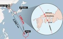 Kế hoạch phóng tên lửa tới Guam của Triều Tiên