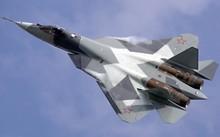Bản mẫu thứ hai mang tên T-50-2 của dự án PAK-FA. Ảnh: Sputnik.