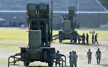 Hệ thống PAC-3 được triển khai tại Kochi, Nhật Bản. Ảnh: Reuters.