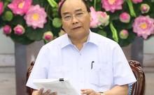 Thủ tướng Nguyễn Xuân Phúc. Ảnh: Thống Nhất/TTXVN .