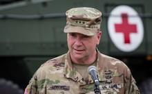 Tư lệnh các lực lượng Mỹ tại châu Âu, Trung tướng Ben Hodges. (Nguồn: Getty Images)