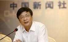 Lưu Bắc Hiến, cựu giám đốc China News Service. Ảnh: China News.