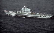 Baku, chiếc tàu sân bay hiện đại nhất trong lớp Kiev. Ảnh: Wikipedia.