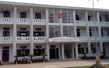 Công sở UBND phường Quảng Cư. Ảnh: N.D.
