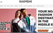 Namshi.com là một trong những trang thương mại điện tử hiếm hoi ở Trung Đông.