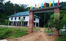 Một góc xã Tân Phúc, huyện Lang Chánh. Ảnh: T.T.