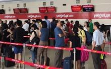Các hãng hàng không đều đang đưa ra phương án chủ động tăng chuyến trên các đường bay nội địa cao điểm để tránh quá tải dịp 2/9. Ảnh: HGS.