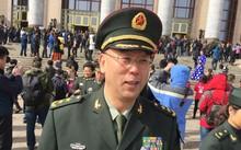Ông Hàn Vệ Quốc trở thành tư lệnh mới của lục quân Trung Quốc. Ảnh: SCMP.
