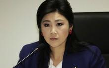 Cựu thủ tướng Thái Lan Yingluck.