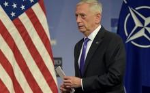 Bộ trưởng Quốc phòng Mỹ Jim Mattis. Ảnh: Reuters.