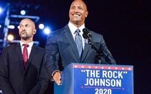 """Dwayne """"The Rock"""" Johnson có thể tranh cử tổng thống năm 2020."""