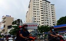 Hà Nội đã yêu cầu không đặt trụ sở doanh nghiệp tại chung cư. Ảnh minh họa: tại một chung cư ở TP.HCM.