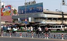 Đất trên tuyến đường Phan Đăng Lưu, gần chợ Bà Chiểu giá cao nhất ghi nhận trong 10 tháng qua 160 triệu đồng mỗi m2. Ảnh: mytour.vn