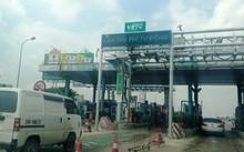 Trạm thu phí tự động của công ty Tasco đầu tư tại Nam Định.