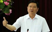Bí thư Đinh La Thăng cũng đề nghị Văn phòng Thành uỷ phải có văn bản phê bình Đảng uỷ và Giám đốc TT chống ngập.