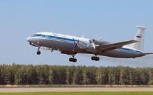 Một máy bay Ilyushin IL-18. Ảnh: Sputnik.
