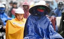 Sài Gòn mưa rào và dông cuối tuần