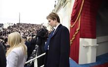 Barron Trump đối mặt với nhiều áp lực khi chính thức trở thành con trai của tổng thống Mỹ. Ảnh: Getty.