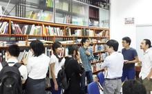 Hoạt động tại Tủ sách của bạn đồng hành cùng Omega Group