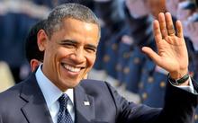Tổng thống thứ 44 của Mỹ Barack Obama. Ảnh: wdkx.com.