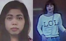 Hình ảnh hai nữ nghi phạm bị bắt liên quan tới cái chết của ông Kim Jong Nam. Ảnh: The Star.