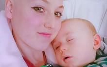 Sarah Boyle cùng con trai mình. Ảnh: Boy family/SWNS.