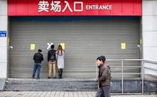 Cửa hàng Lotte bị đóng cửa ở Hàng Châu, tỉnh Chiết Giang, Trung Quốc, vào ngày 5/3. Ảnh: Reuters
