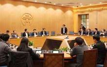 Thanh tra Chính phủ công bố quyết định thanh tra tại UBND Hà Nội.
