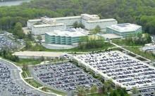 Trụ sở Cơ quan Tình báo Trung ương Mỹ tại Langley, bang Virginia. Ảnh: theintercept.com.