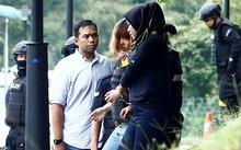 Cả Hương và Aisyah đều bị truy tố về tội mưu sát và sẽ đối mặt với án tử hình nếu bị kết tội. Ảnh: Reuters.