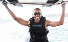 Obama và cuộc sống 'hậu Nhà Trắng' như mơ ở những thiên đường