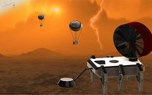 Mô hình các tàu thăm dò thuần túy cơ học để nghiên cứu các môi trường khắc nghiệt. Ảnh: NASA.