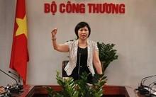Trước khi đảm nhận vị trí Thứ trưởng Bộ Công Thương, bà Hồ Thị Kim Thoa là Chủ tịch HĐQT Bóng đèn Điện Quang. Ảnh: Bộ Công Thương