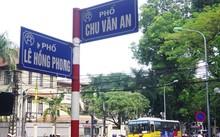 Từ năm 2015, khi quỹ tên đường phố của thủ đô cạn kiệt, chuyên gia đô thị đã cho rằng Hà Nội nên đặt tên đường phố theo chữ số, chữ cái và địa danh để khắc phục tình trạng trên.