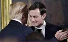 Báo chí phương Tây nhận định Kushner đang là người được Tổng thống Trump lắng nghe trong các vấn đề đối ngoại. Ảnh: AFP.