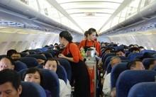 Giá vé máy bay các tuyến nội địa và quốc tế đi khu vực đều tăng mạnh trong dịp nghỉ lễ 30/4-1/5. Ảnh minh họa: JST.