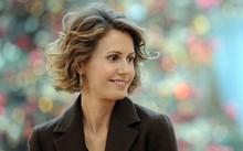 Đệ nhất phu nhân Syria Asma al-Assad. Ảnh: AFP