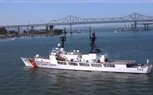Tàu tuần tra USCGC Morgenthau của Tuần duyên Mỹ. Ảnh: Flickr/Tuần duyên Mỹ.