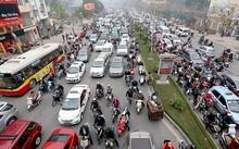 Nhiều đô thị nâng tốc độ lưu thông do chất lượng đường được cải thiện.