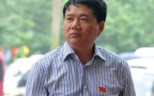 Bí thư Thành ủy TP.HCM Đinh La Thăng.