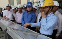 Bộ trưởng Trần Hồng Hà kiểm tra các hạng mục bảo vệ môi trường tại Formosa.
