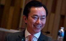 Ông Phạm Sanh Châu trong phần trình bày hôm qua. Ảnh: Facebook