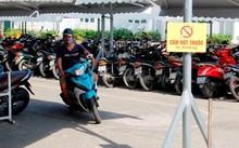 Trong dịp pháo hoa, Đà Nẵng quy định giá vé giữ xe từ 1.000đ – 10.000đ.