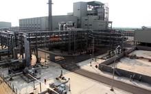 Nhà máy sản xuất xơ sợi polyester Đình Vũ. (Nguồn: Báo ảnh Việt Nam)