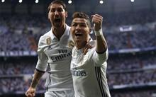 Ronaldo có cú hat-trick thứ 42 trong màu áo Real.